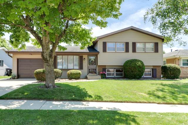 1817 Jacobssen Drive, Normal, IL 61761 (MLS #11139387) :: Suburban Life Realty