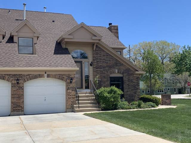 4 Willow Parkway #88, Buffalo Grove, IL 60089 (MLS #11139393) :: O'Neil Property Group