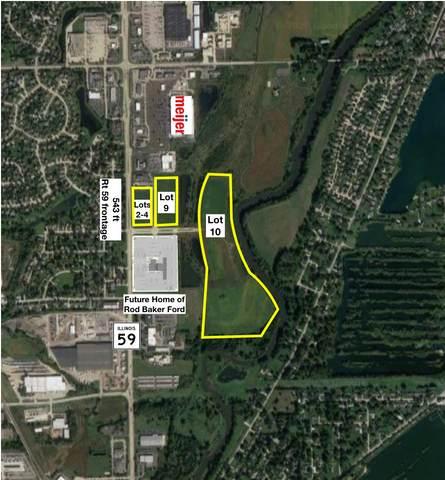 Lot 2-4 Sec Rt 59 & Joseph, Plainfield, IL 60544 (MLS #11139490) :: The Wexler Group at Keller Williams Preferred Realty