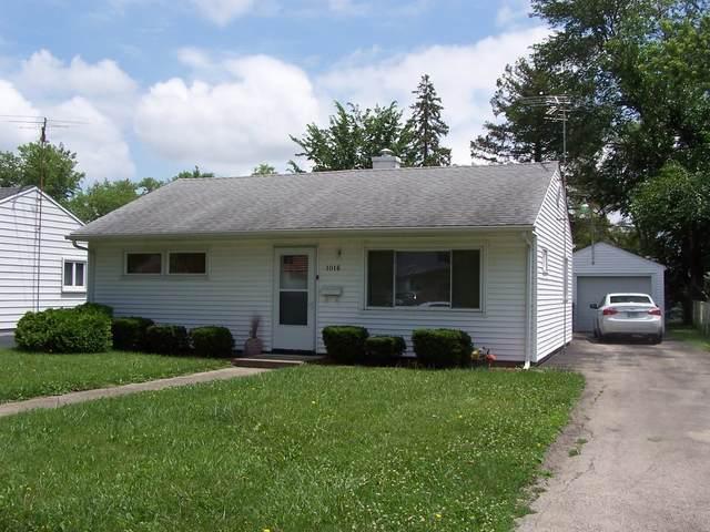 1016 Westshire Drive, Joliet, IL 60435 (MLS #11139600) :: Jacqui Miller Homes