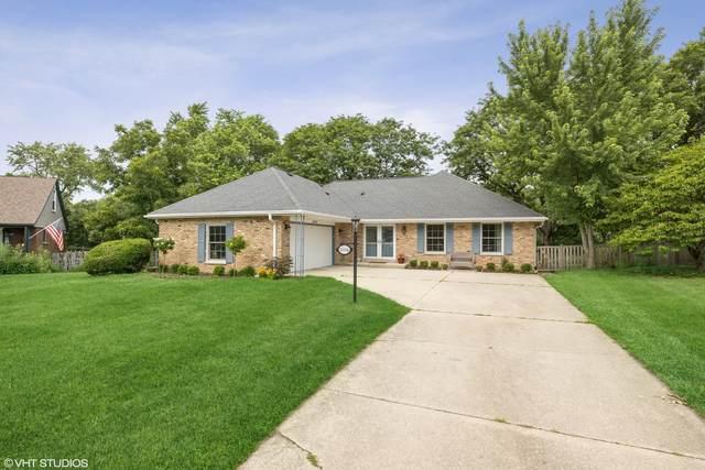 1004 Longmeadow Lane, Western Springs, IL 60558 (MLS #11139618) :: O'Neil Property Group