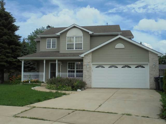 1342 Anthony Court, Waukegan, IL 60087 (MLS #11139886) :: Jacqui Miller Homes
