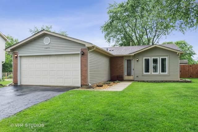 1075 Dover Lane, Aurora, IL 60504 (MLS #11139985) :: Suburban Life Realty