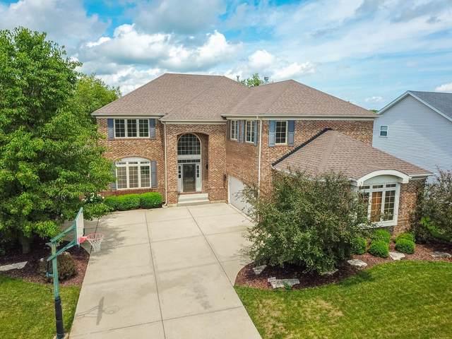 26220 W Ravine Woods Drive, Channahon, IL 60410 (MLS #11140047) :: O'Neil Property Group