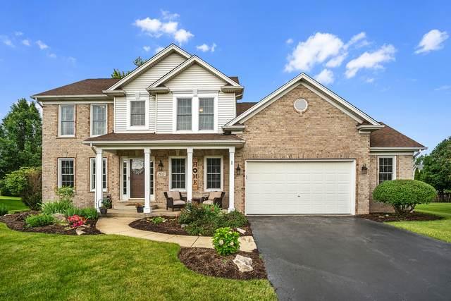 205 Cambridge Court, Oswego, IL 60543 (MLS #11140072) :: O'Neil Property Group