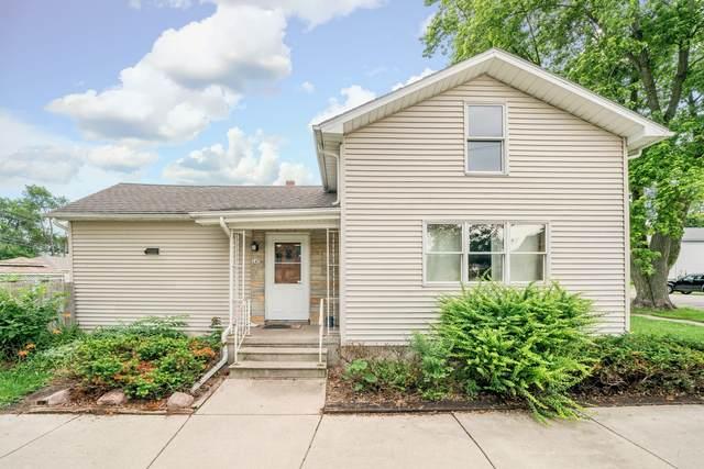145 W Grant Street, Waterman, IL 60556 (MLS #11140218) :: O'Neil Property Group