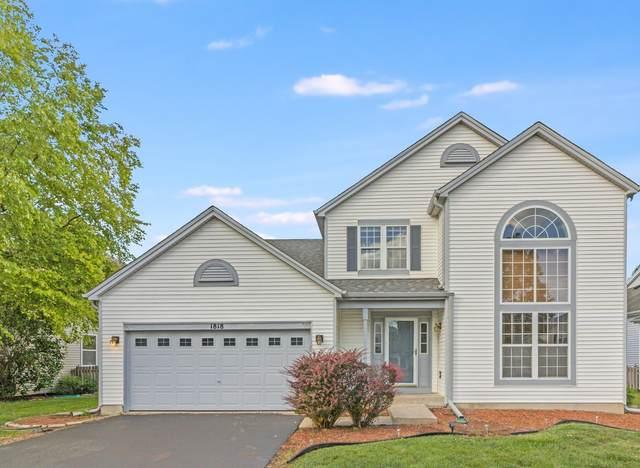 1818 Prairie Ridge Drive, Plainfield, IL 60544 (MLS #11140253) :: O'Neil Property Group