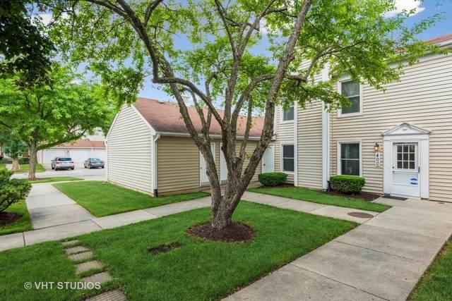 400 Kensington Court #400, Naperville, IL 60563 (MLS #11140292) :: Suburban Life Realty