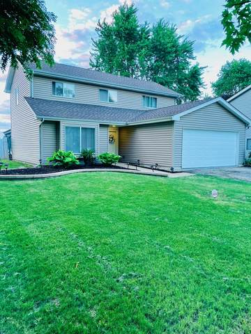 2886 Bar Harbour Road, Aurora, IL 60504 (MLS #11140327) :: Jacqui Miller Homes