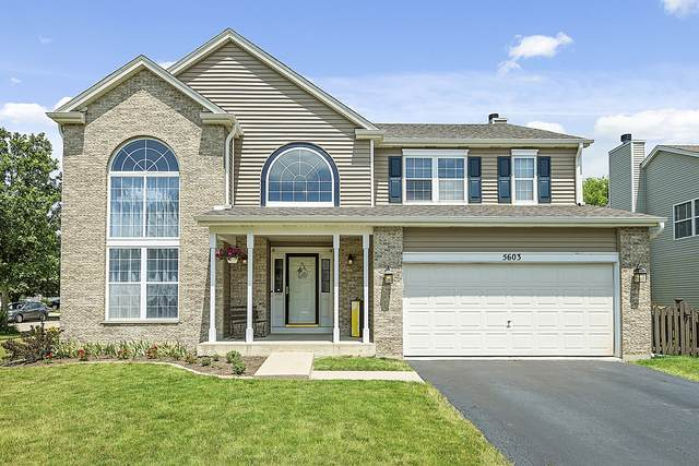 5603 Grand Highlands Drive, Plainfield, IL 60586 (MLS #11140594) :: O'Neil Property Group
