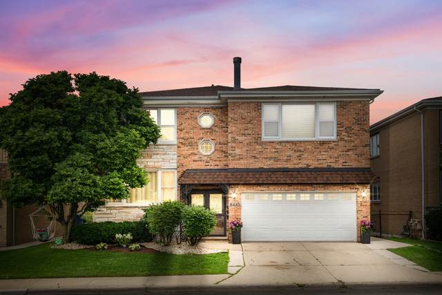 8445 W Windsor Avenue, Chicago, IL 60656 (MLS #11140677) :: Lewke Partners - Keller Williams Success Realty