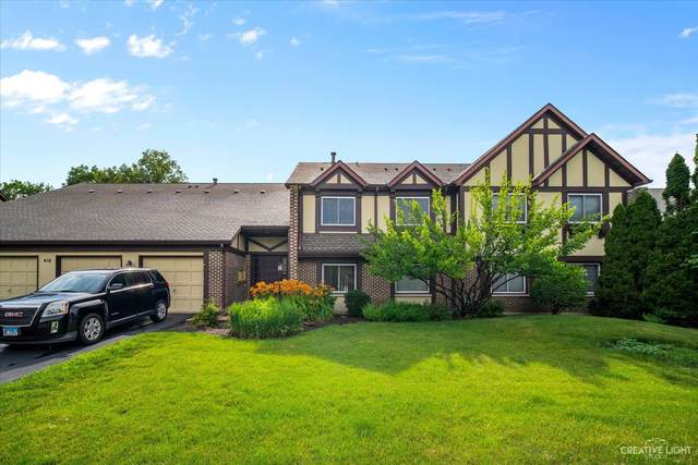 410 Ramblewood Drive C, Glen Ellyn, IL 60137 (MLS #11140767) :: The Wexler Group at Keller Williams Preferred Realty