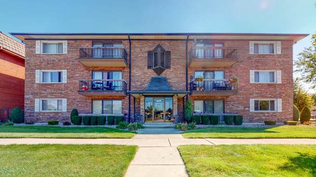 10851 S Keating Avenue 2A, Oak Lawn, IL 60453 (MLS #11140819) :: The Wexler Group at Keller Williams Preferred Realty