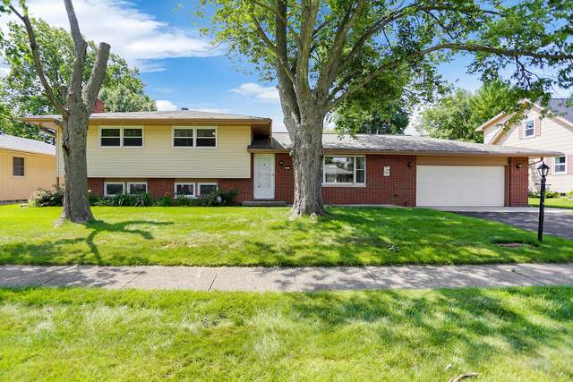 1523 Harrington Drive, Champaign, IL 61821 (MLS #11140849) :: O'Neil Property Group
