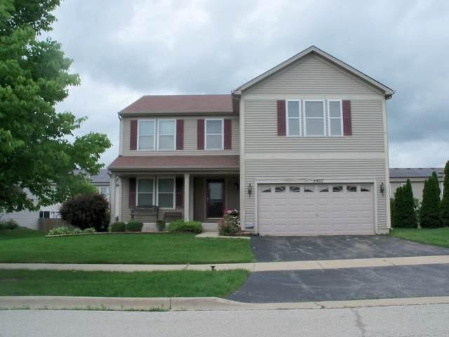 3902 Sedge Street, Zion, IL 60099 (MLS #11141049) :: Jacqui Miller Homes