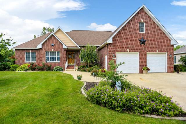 1511 River Bluff Court, Mahomet, IL 61853 (MLS #11141080) :: The Wexler Group at Keller Williams Preferred Realty