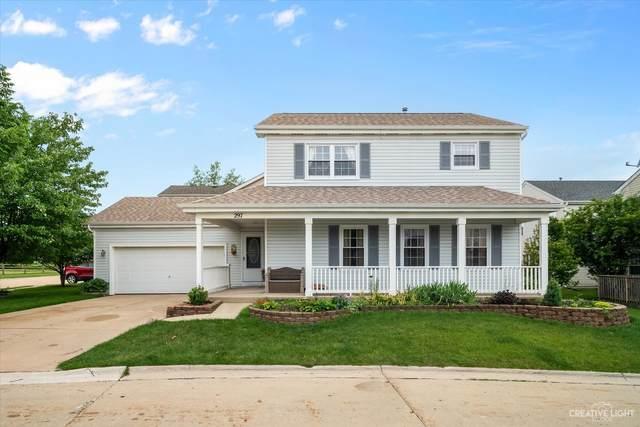 297 Waterbury Circle, Oswego, IL 60543 (MLS #11141088) :: Suburban Life Realty