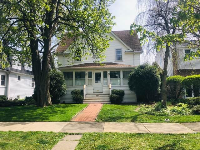 538 Melrose Avenue, Kenilworth, IL 60043 (MLS #11141125) :: O'Neil Property Group