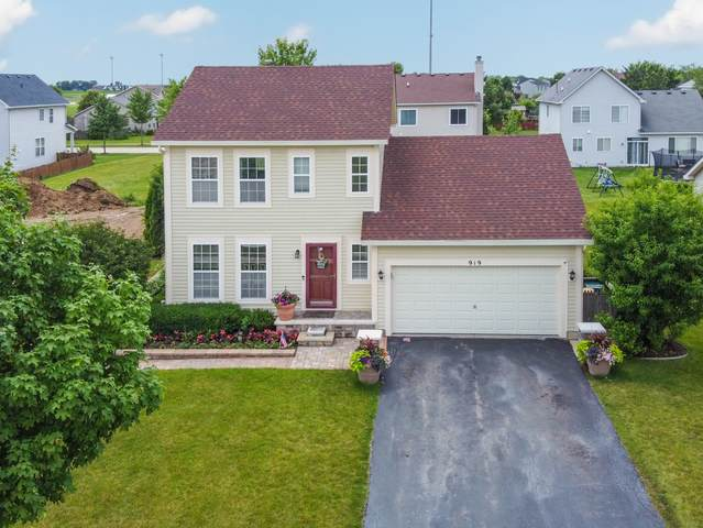 919 Daniel Street, Plano, IL 60545 (MLS #11141180) :: O'Neil Property Group