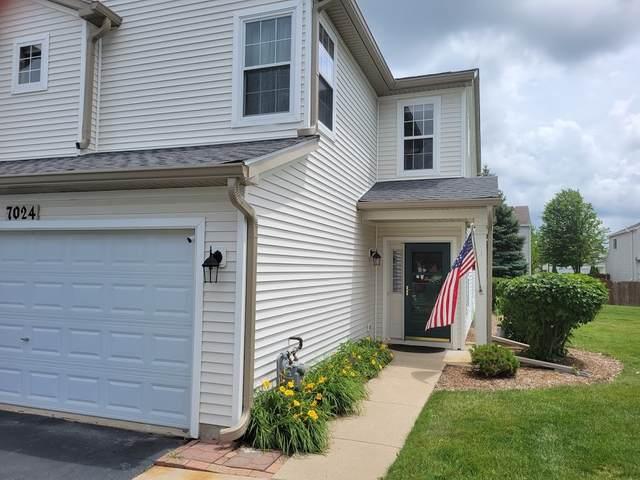 7024 Creekside Drive #7024, Plainfield, IL 60586 (MLS #11141187) :: O'Neil Property Group
