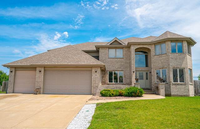 3802 Marilyn Drive, Richton Park, IL 60471 (MLS #11141350) :: O'Neil Property Group