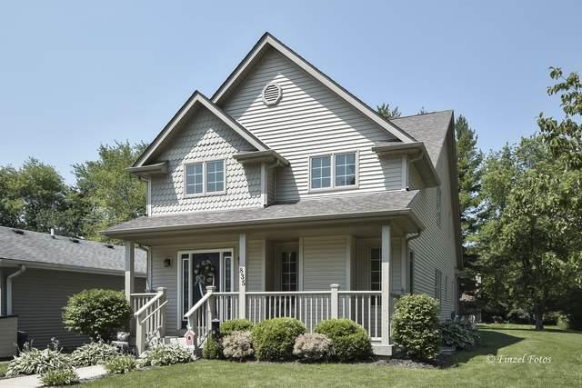 835 Birch Street, Algonquin, IL 60102 (MLS #11141358) :: Suburban Life Realty