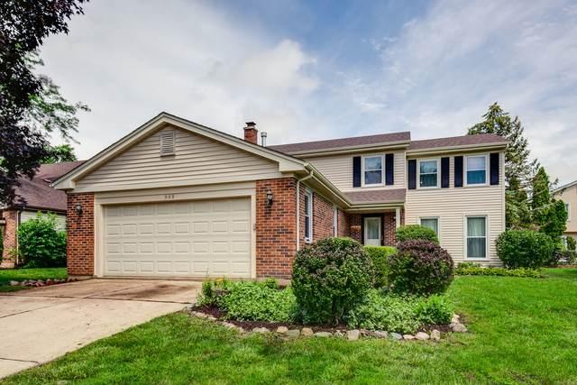 988 Cooper Court, Buffalo Grove, IL 60089 (MLS #11141383) :: Suburban Life Realty