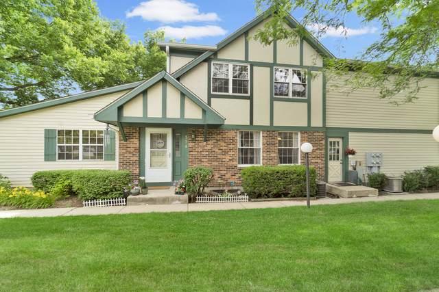 354 Ashwood Court 78B, Vernon Hills, IL 60061 (MLS #11141448) :: O'Neil Property Group