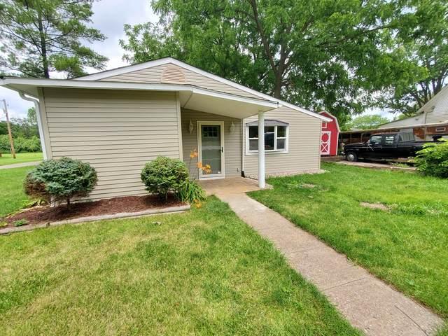 209 S Church Street, Millington, IL 60537 (MLS #11141621) :: Jacqui Miller Homes