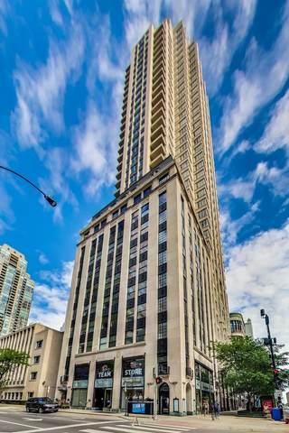 118 E Erie Street 38L, Chicago, IL 60611 (MLS #11141793) :: Ryan Dallas Real Estate