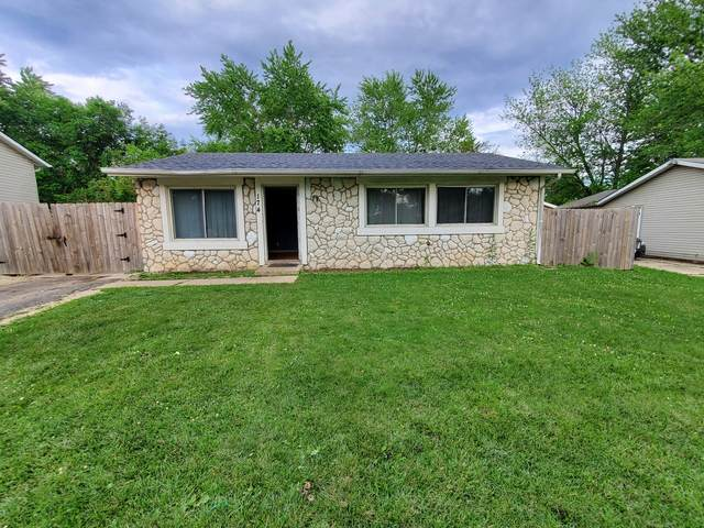 174 Creekside Drive, Bolingbrook, IL 60440 (MLS #11141809) :: The Dena Furlow Team - Keller Williams Realty