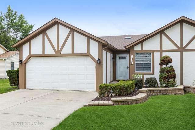 519 Fessler Avenue #519, Naperville, IL 60565 (MLS #11141840) :: Suburban Life Realty