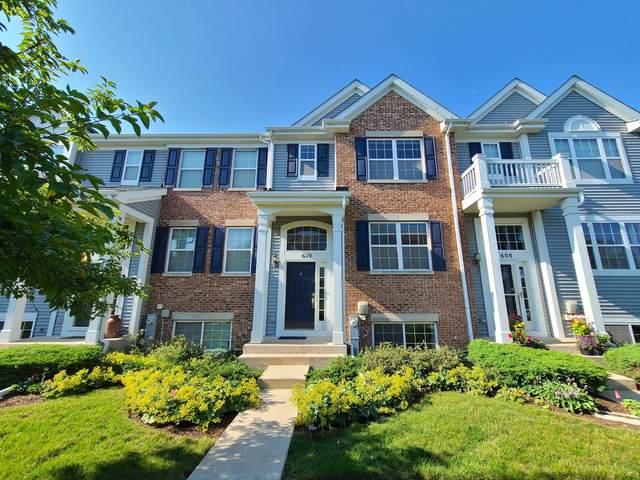 610 Richard Brown Boulevard, Volo, IL 60073 (MLS #11142013) :: Suburban Life Realty