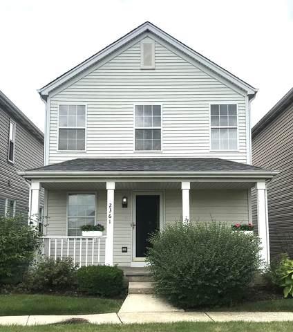 2361 Woodhill Court, Plainfield, IL 60586 (MLS #11142231) :: Suburban Life Realty