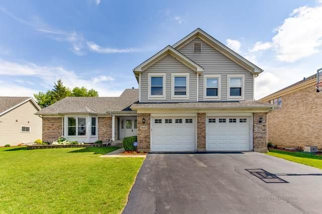 1635 Crowfoot Circle S, Hoffman Estates, IL 60169 (MLS #11142280) :: Suburban Life Realty