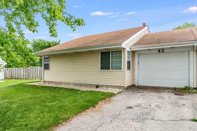 42 Honeybear Lane, Romeoville, IL 60446 (MLS #11142324) :: O'Neil Property Group