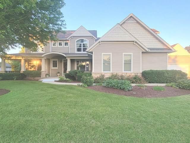 12156 E Mitchel Drive, Plano, IL 60545 (MLS #11142342) :: O'Neil Property Group