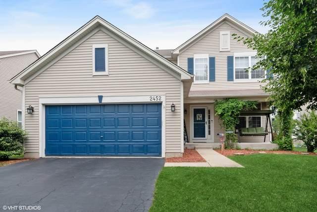 2452 Hartfield Drive, Montgomery, IL 60538 (MLS #11142408) :: O'Neil Property Group
