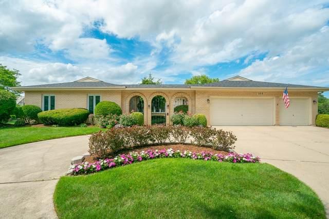 308 Woodview Court, Oak Brook, IL 60523 (MLS #11142460) :: John Lyons Real Estate