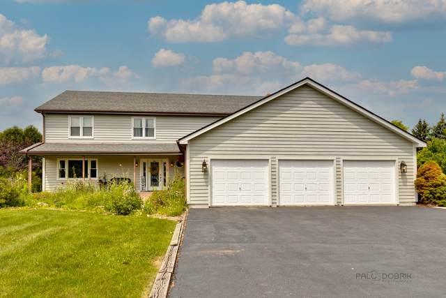 608 Majestic Lane, Lake Villa, IL 60046 (MLS #11142509) :: Jacqui Miller Homes