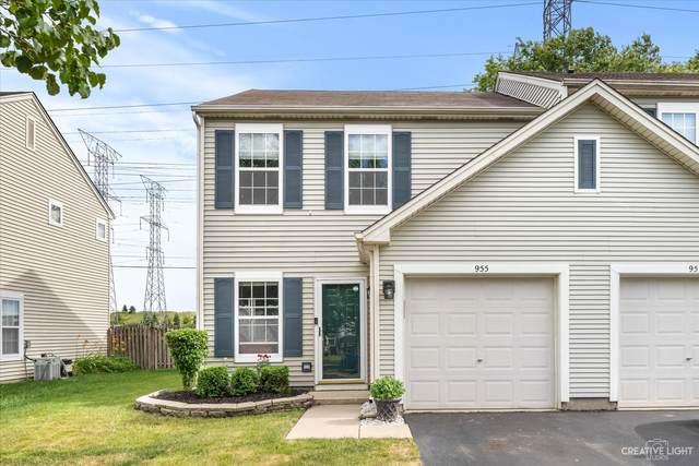 955 W Savannah Drive, Romeoville, IL 60446 (MLS #11142555) :: O'Neil Property Group