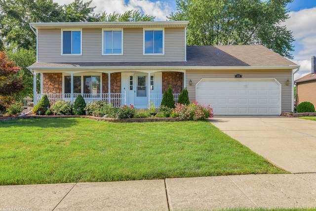 810 Hunter Drive, Roselle, IL 60172 (MLS #11142640) :: Suburban Life Realty