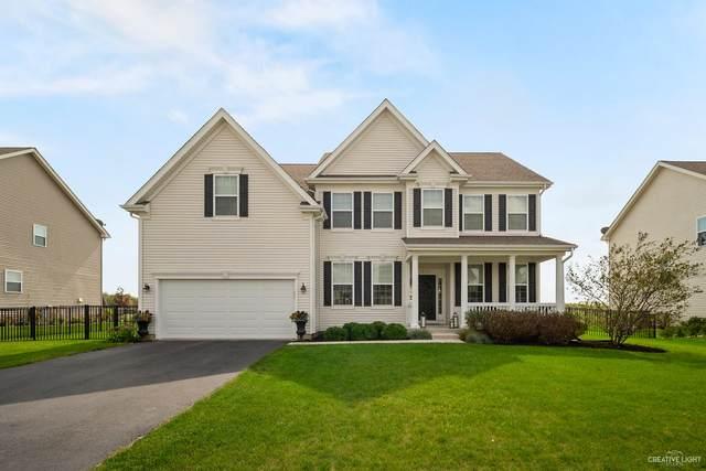 672 Ridgeview Lane, Sugar Grove, IL 60554 (MLS #11142653) :: O'Neil Property Group