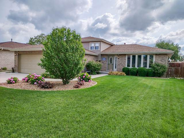 16143 85th Court, Tinley Park, IL 60487 (MLS #11142688) :: O'Neil Property Group