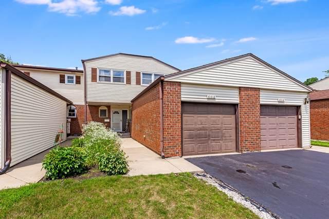 6818 Winston Drive, Tinley Park, IL 60477 (MLS #11142699) :: Schoon Family Group