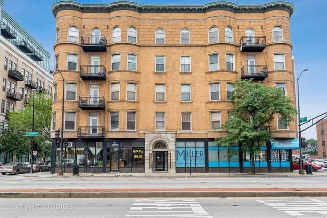 36 S Ashland Avenue #204, Chicago, IL 60607 (MLS #11142815) :: Lux Home Chicago