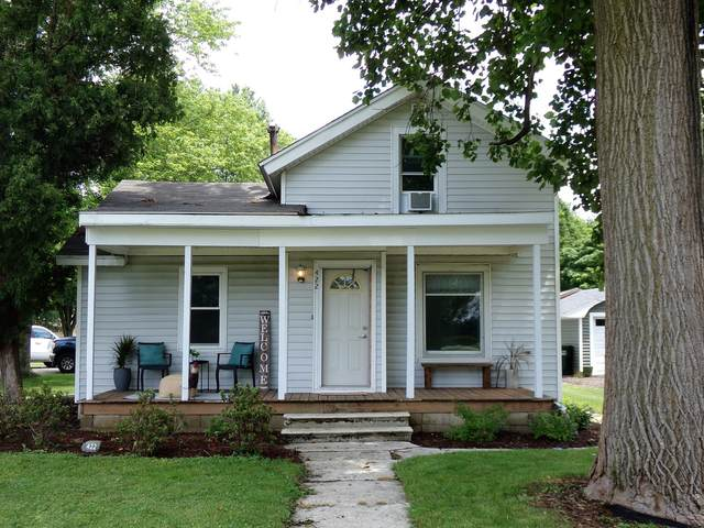 422 N Monroe Street, Gardner, IL 60424 (MLS #11142834) :: Jacqui Miller Homes