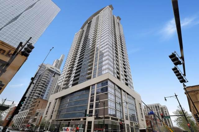 100 E 14th Street #1001, Chicago, IL 60605 (MLS #11143045) :: Lewke Partners - Keller Williams Success Realty