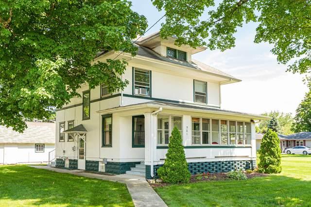 501 S Third Street, Kirkland, IL 60146 (MLS #11143097) :: O'Neil Property Group