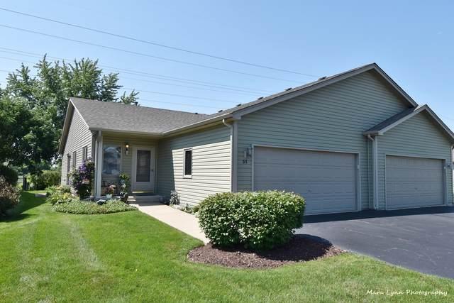 68 S Walnut Drive, North Aurora, IL 60542 (MLS #11143136) :: Suburban Life Realty